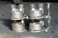Детали изготовленные методом литья ХТС